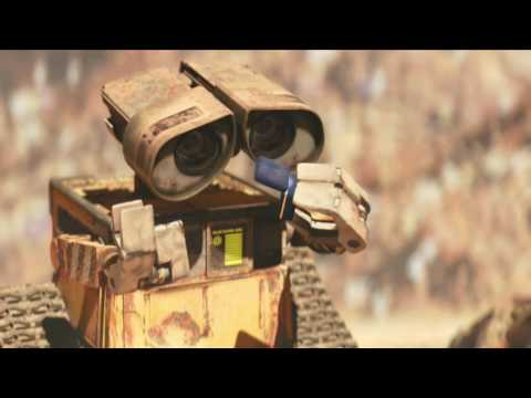 Wall Nuts - Pixar Wall-E Parody in HD