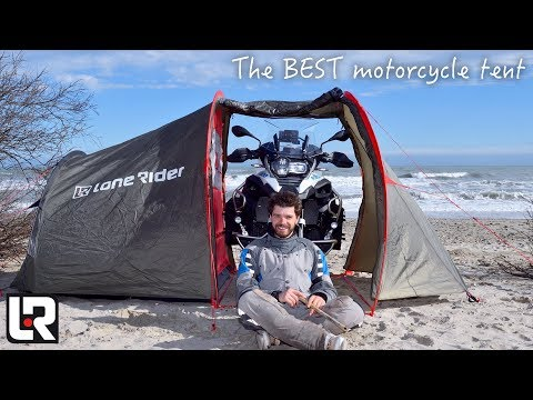 MOTOTENT. the n°1 Tent for your Motorcycle travels
