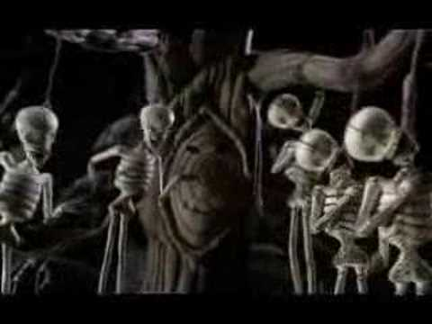 The Nightmare Before Christmas - This is halloween