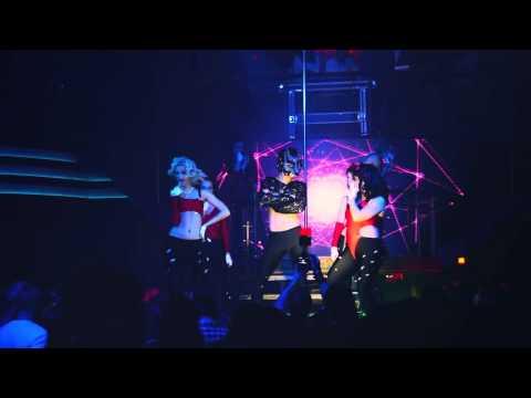 Misto club - Kama Rise (стрип-пластика, гоу, strip dance plastika go)