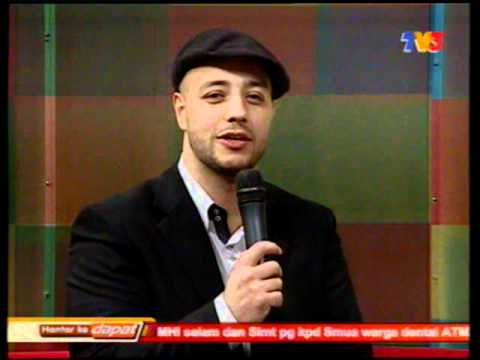 20101006 Maher Zain  Di Tv3 Part 2 video
