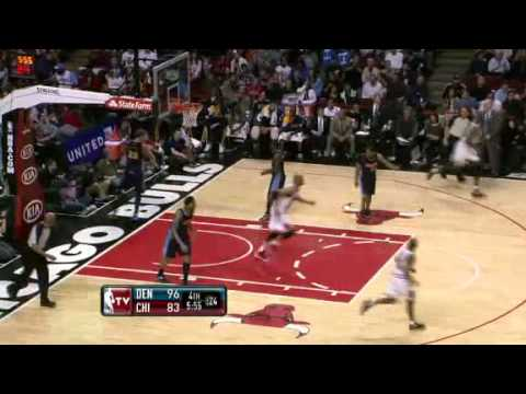 Chicago Bulls - Luol Deng et sa versatilité
