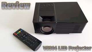 Download VS314 LED Projector REVIEW 3Gp Mp4