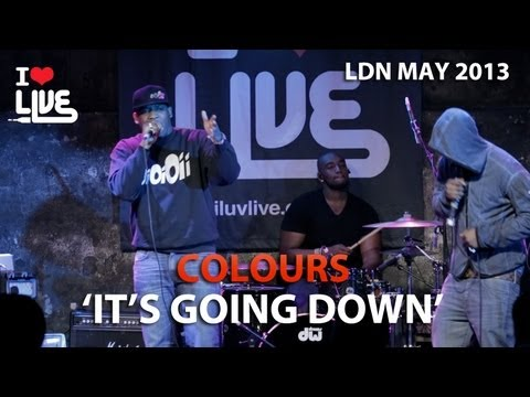 Colours - Its Going Down