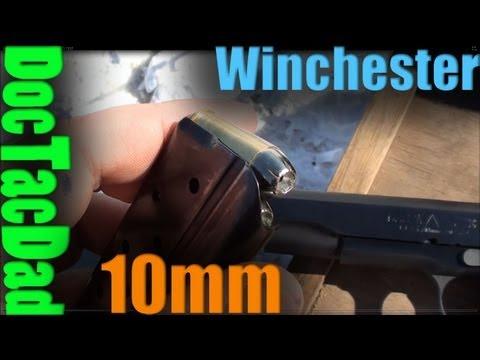 Winchester Silvertips 10mm - BALLISTICS TEST