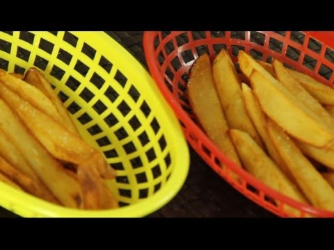 Champions League 2013 Final Recipes : McDONALDS FRENCH FRIES