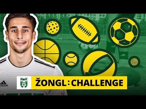 Žongl Challenge: Ondřej Lingr