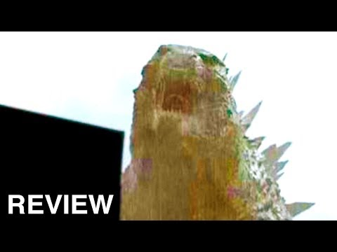 Trailer Review | GODZILLA (Bryan Cranston, Aaron Taylor-Johnson)