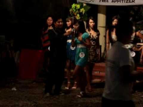 Mutya ng botolan 2009 @ island grace resort - Q & A candidate 1 - 11