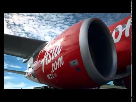 AirAsia 10 Awesome Years (New Commercial on TV 2012)