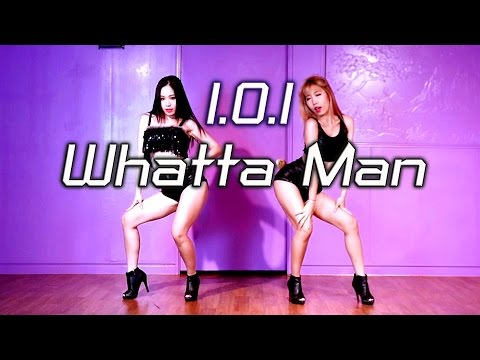 I.O.I(아이오아이)Whatta Man(Good man)cover dance WAVEYA 웨이브야