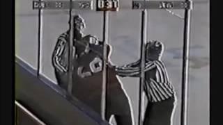 Corey Pastershank vs Olivier Legault LHJMQ 28 09 03