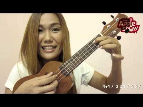 สอนเล่น : แสงสุดท้าย Ukulele Guitar by Apple Show