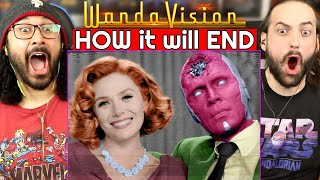 Film Theory: HOW WANDAVISION WILL END & WHY IT MATTERS - REACTION!! (Marvel | The Film Theorists)