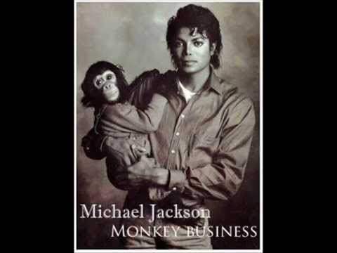 Michael Jackson - Monkey Business