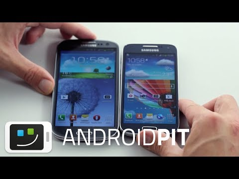 Samsung Galaxy S4 Mini vs. Samsung Galaxy S3 [CONFRONTO]