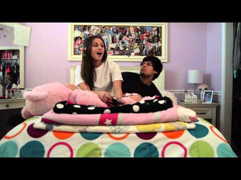 Tag Challenge With Robert And Brooke