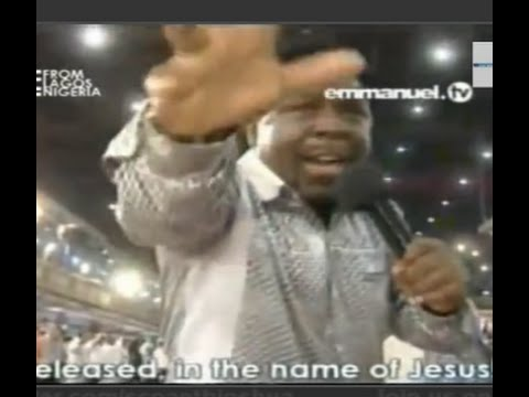 Scoan 24 08 14: Powerful Mass Prayer With Tb Joshua, Emmanuel Tv video