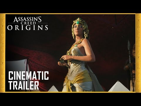 Assassin's Creed Origins: Gamescom 2017 Cinematic Trailer | Ubisoft [NA]