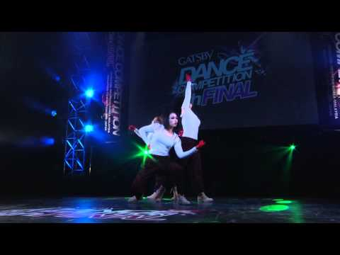 FEELS WAACK on Asian Final GATSBY Dance Competition 2013