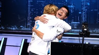 Perfect Storm: Cloud9 Makes the Quarterfinals