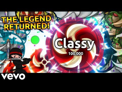 The Agar.io Legend Has Returned. - Official Comeback Video.