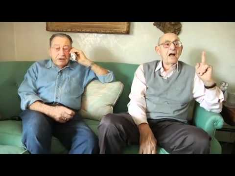 85 Year Old Best Friends, This Will Make Your Day video