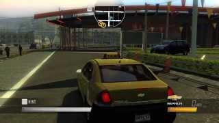 Driver: San Francisco - Chevrolet Impala Taxi (2006)