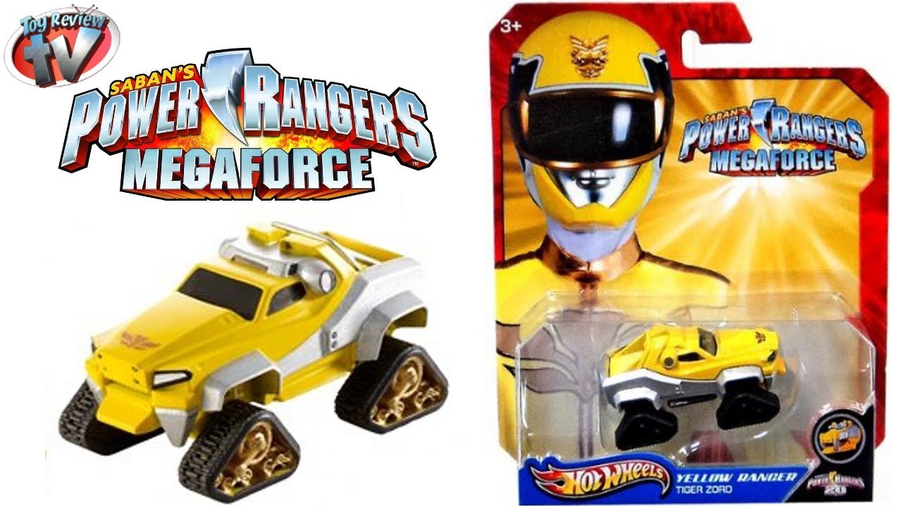 Power Rangers Rpm Yellow Ranger Power Rangers Megaforce Yellow