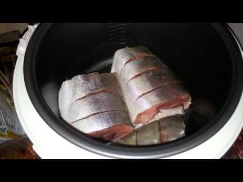 Как вкусно и просто приготовить рыбу в мультиварке. Горбуша с лимоном в соевом соусе