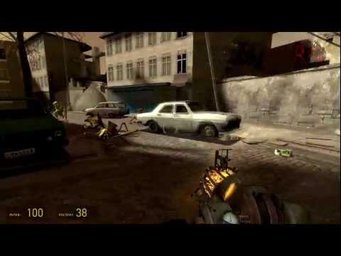Half-Life 2 Episode One Прохождение с комментариями Часть 4