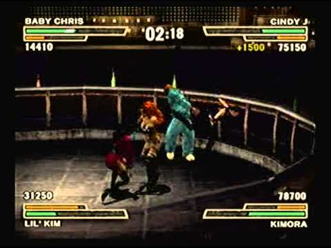 Def Jam Fight for NY - Free For All CCXIX (HARD)