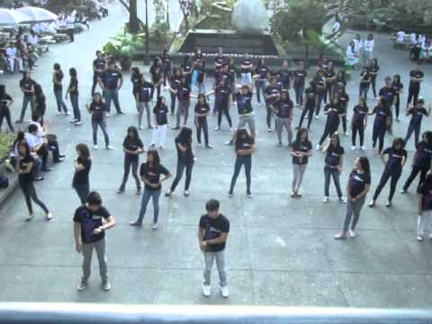 PHARMACY WEEK 2013: Flash Mob
