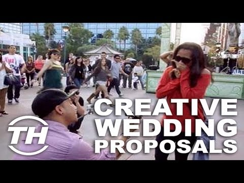 Creative Wedding Proposals - Jamie Munro Chats About Her Favorite Proposal Videos