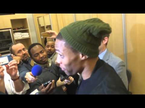 Westbrook on Team Growth & Pulling Off Another Triple Double