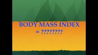 ದೇಹದ ಆರೋಗ್ಯಕರ ತೂಕ/ಭೌತಿಕ ದ್ರವ್ಯರಾಶಿ ಸೂಚಿ/Body Mass Index/Weight loss/Weight Gain in Kannada