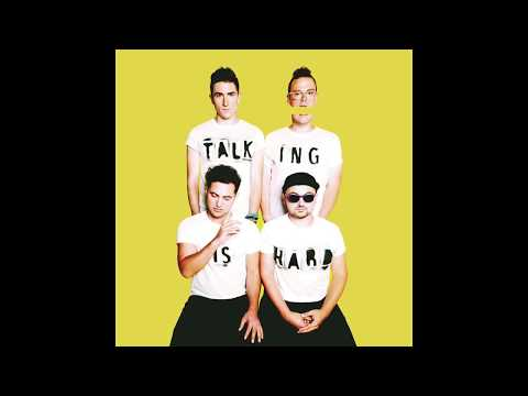 Walk The Moon - Talking Is Hard (album)