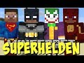 Superheroes Unlimited Mod 2!! (Batman, Superman, Flash) [Deut...
