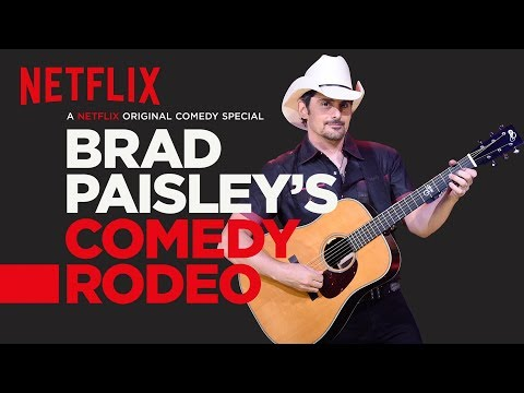 Brad Paisley's Comedy Rodeo | Official Trailer [HD] | Netflix