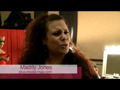 Maddy Jones (Plus Model Mag) Reviews LB Fashion Show
