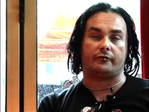 Cradle of Filth interview - Dani Filth (part 3)