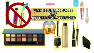 7 Make-up Products that are NOT Jeffree Star Approved