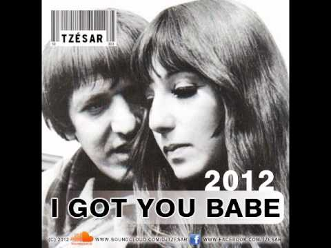 lyrics to i ve got you babe № 277102