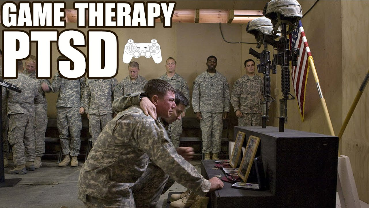 game therapy - ptsd  post traumatic stress disorder