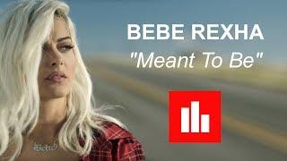 Download Lagu Bebe Rexha - MEANT TO BE [Lyrics] featuring  Florida Georgia Line Gratis STAFABAND