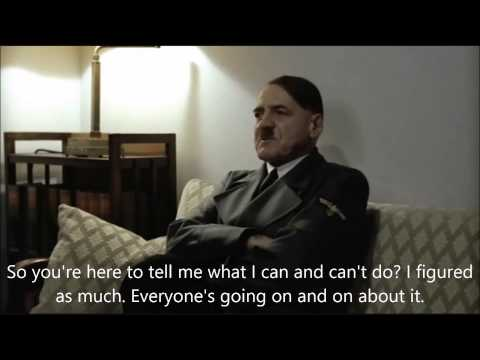 Hitler Eats Haribo Sugarless Gummy Bears