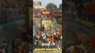 Shiv Jayanti in Kranti Chowk Aurangabad..News  Jav