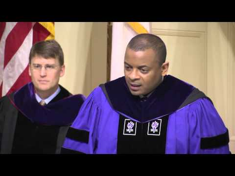 Anthony Foxx offers advice about career achievements