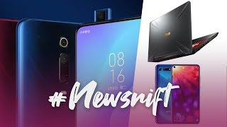 #NewsRift - Honor 20 & Asus TUF Gaming FX505 in Malaysia, Redmi K20 Official