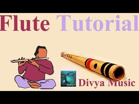 Music School India Flute Bansuri learning Online Lessons Indian...